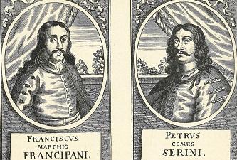 Naslovna slika Frana Krste Frankopana i Petra Zrinskoga.
