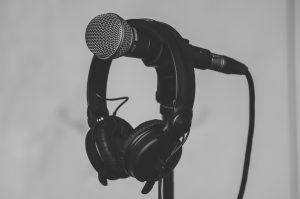 Slušalice i mikrofon
