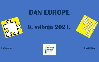 Dan Europe 9. svibnja 2021. godine.