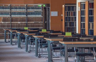 NSK reading room.