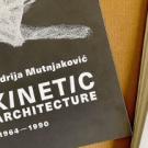 "A detail from the cover of ""Kinetic architecture 1964-1990"" (Mutnjaković, A., Zagreb: Hrvatska akademija znanosti i umjetnosti, 2021)."